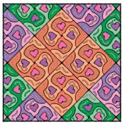 Colored by Dave Wilmoth - A Lovely Puzzle