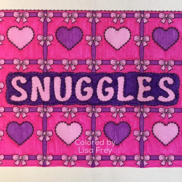 Snuggles from Feel Good Words To Go