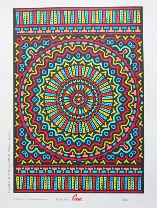 mayan-tapestry