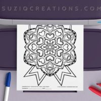 Free Coloring Pages in Your Inbox