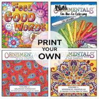 OrnaMENTALs Book Covers Grid
