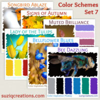 Color Schemes Collection Set 7