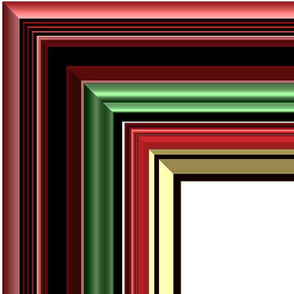 Christmas Frames Kit Styles 6-10