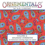 OrnaMENTALs Volume 2: Splendid Symmetry Front Cover